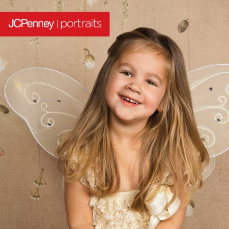 Fairy Photography Event from JCPenney Portraits