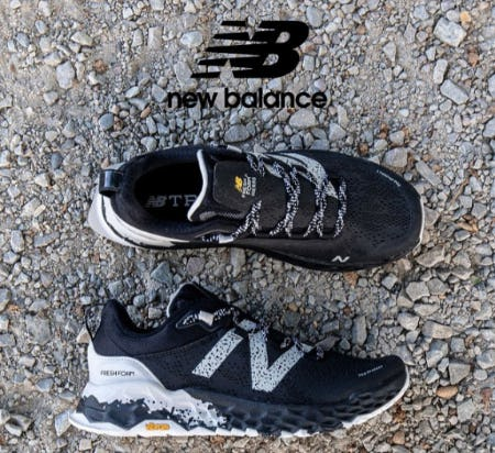 The New Balance Fresh Foam Hierro v5