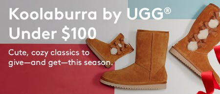 Koolaburra by UGG Under $100 from Nordstrom Rack