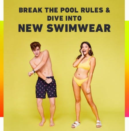 Shop New Swimwear from Hollister Co.