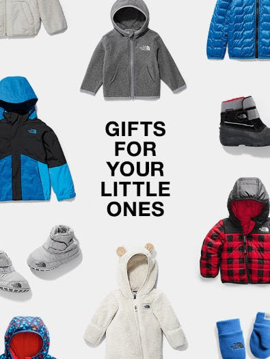 Gifts for Your Little Ones from The North Face