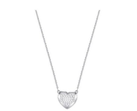 Hall Heart Pendant from Swarovski