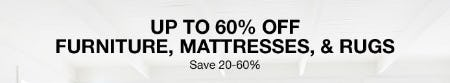 Up to 60% Off Furniture & More from macy's