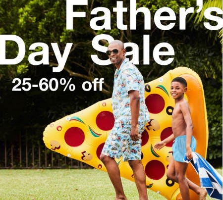 Father's Day Sale: 25-60% Off from macy's
