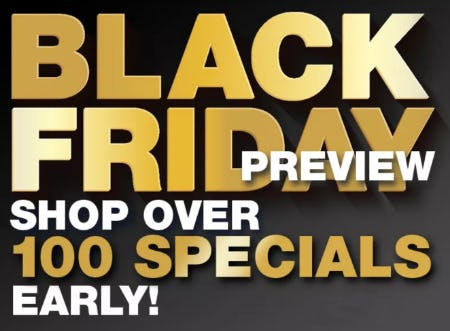 Black Friday Preview Sales from macy's