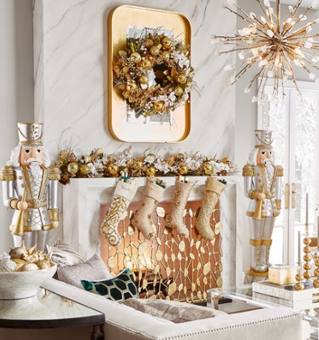 Our New Holiday Decor from Neiman Marcus