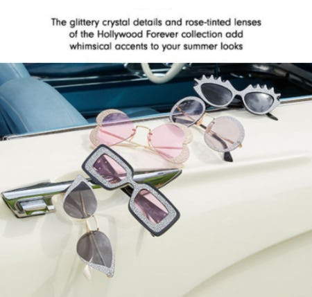New Gucci Shades from Neiman Marcus