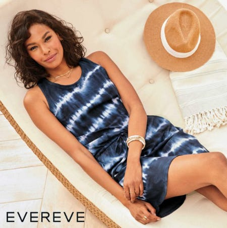 Meet our Cool and Easy EVEREVE Exclusive from Evereve