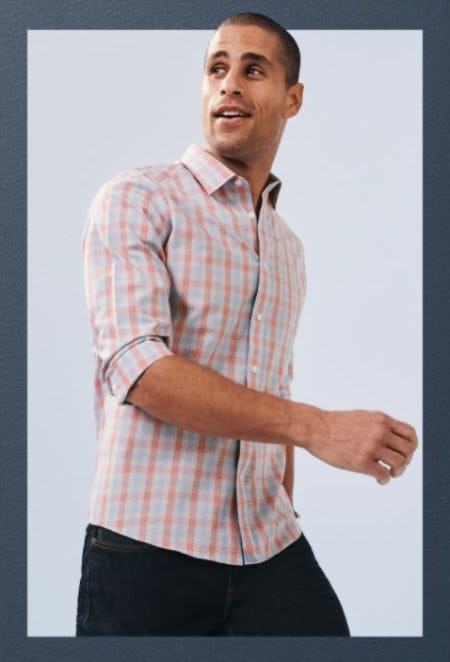 New Shirt Alert: Our Latest Wrinkle-Free Shirts from UNTUCKit