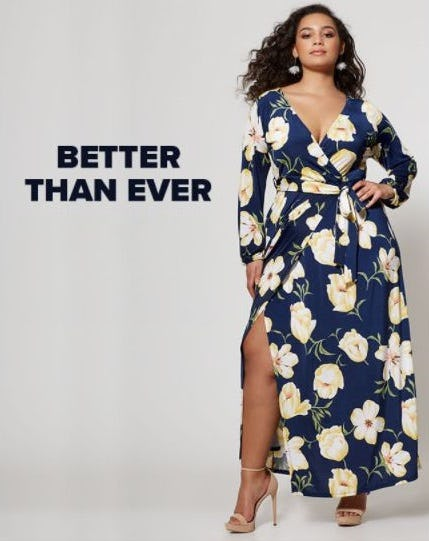 Our Most Wanted Dress from Fashion To Figure