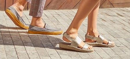 Weekend Getaway Styles from Cole Haan