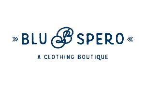 Blu Spero, A Clothing Boutique           Logo