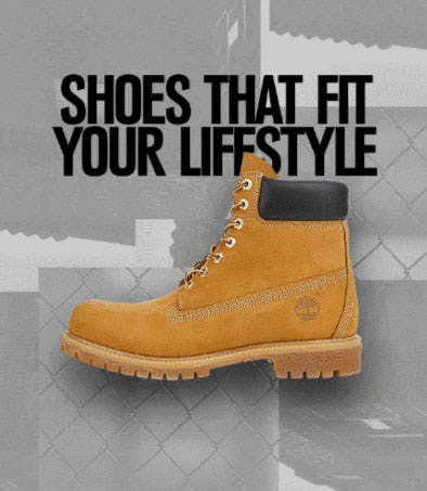 Shoes That Fit Your Lifestyle from Shiekh