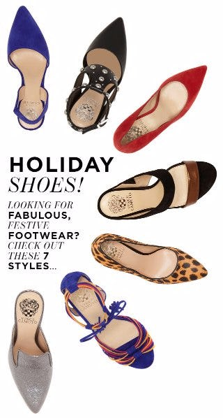 7 Heels for the Holidays