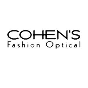 Cohen's Fashion Optical - Coming Soon Logo