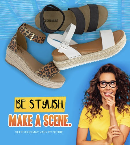Make a Scene from Shoe Dept. Encore