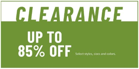 Clearance up to 85% Off from Jos. A. Bank