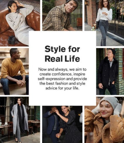 Style for Real Life from Express
