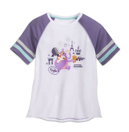 Figment Raglan T-Shirt for Women from Disney Store