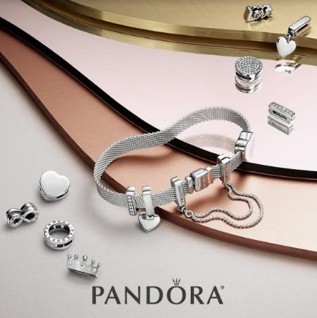 Free Jewelry Box When You Spend $125 on Pandora from PANDORA