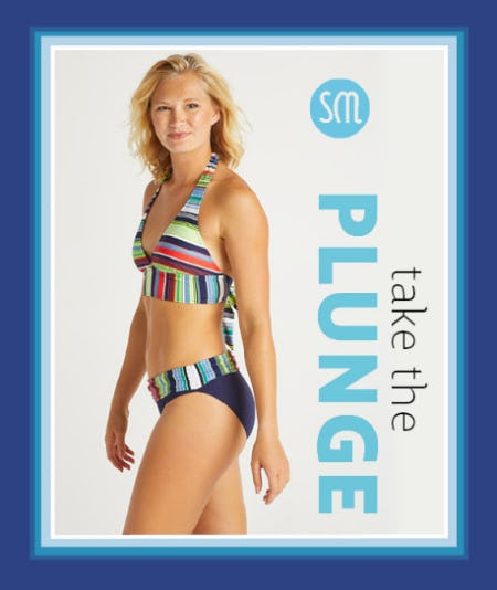 Swimwear to Make a Splash from Stein Mart