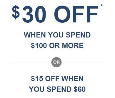 $30 Off When You Spend $100 or More from maurices