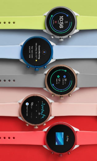 The Sport Smartwatch from Fossil