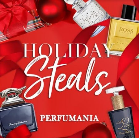 Holiday Steals from Perfumania