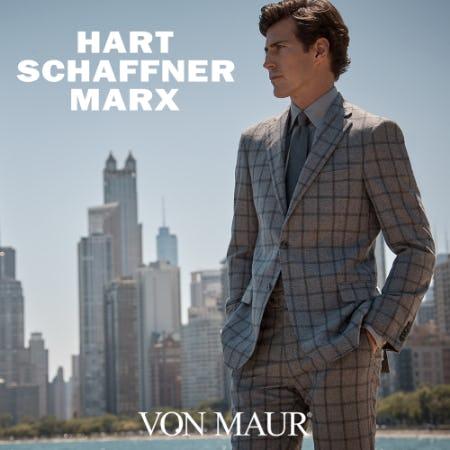 Hart Schaffner Marx Custom Fit Event from Von Maur
