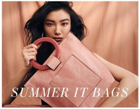 It Bags for Summer from Vince Camuto