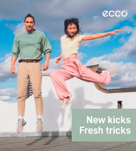 ECCO ZIPFLEX #MovesLikeYou from ECCO