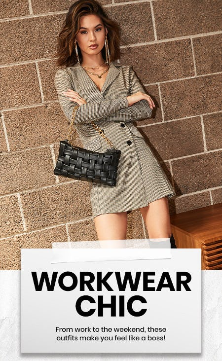 Workwear Chic from Windsor
