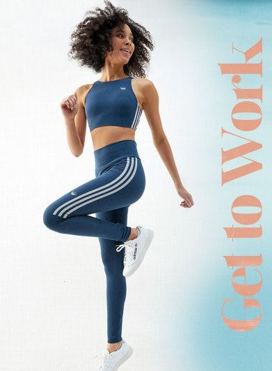Activewear Faves from adidas, Indah, & Stone Fox