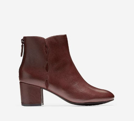Indra Grand Bootie from Cole Haan
