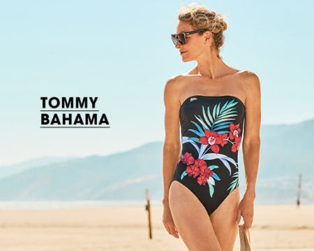A New Swimsuit from Bloomingdale's