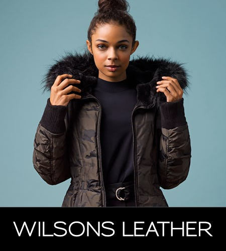 Black Friday Sale! Up To 80% Off! from Wilsons Leather