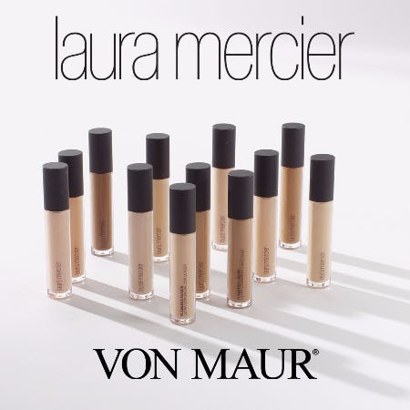 Laura Mercier Makeup Artist Event from Von Maur