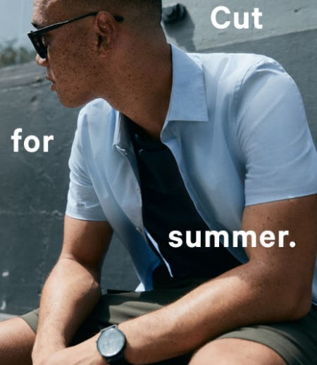 The Shirt You'll Wear All Summer from lululemon