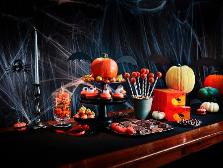 Trick or Treat! Give me something good to eat! from Godiva Chocolatier