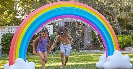 Superfun Sprinklers from Pottery Barn Kids
