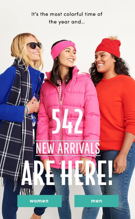 542 New Arrivals from J.Crew Factory