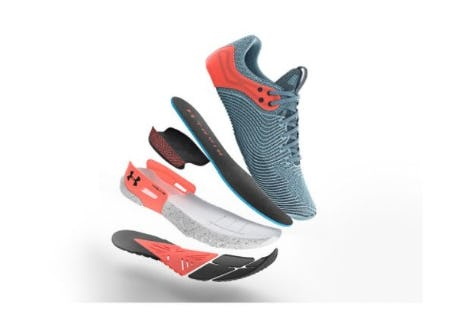 The UA HOVR™ Apex 2 Training Shoes from Under Armour