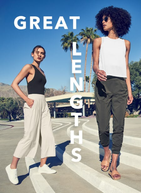 The City Pants from Athleta