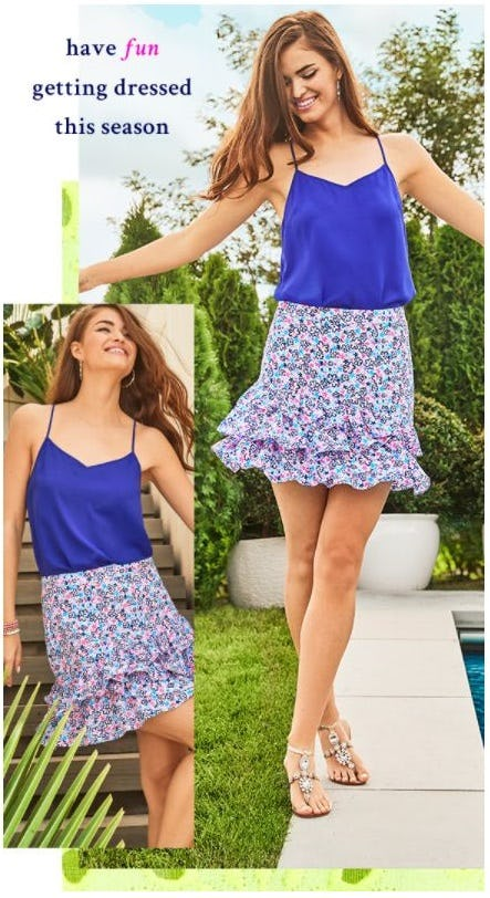 For the Frill of It​ from Lilly Pulitzer