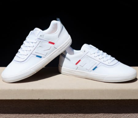 The White Shoe Edit from New Balance