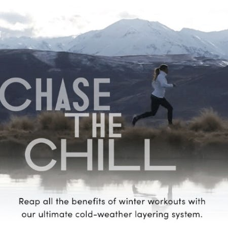 Chase the Chill from Athleta