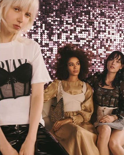 Best Tops for Party Season from TOPSHOP