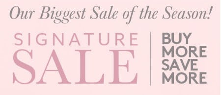 Our Biggest Sale of the Season from Lord & Taylor