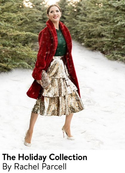 Discover the Holiday Collection by Rachel Parcell from Nordstrom