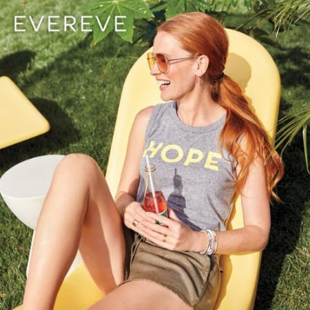 Summer Wardrobe Formula from Evereve